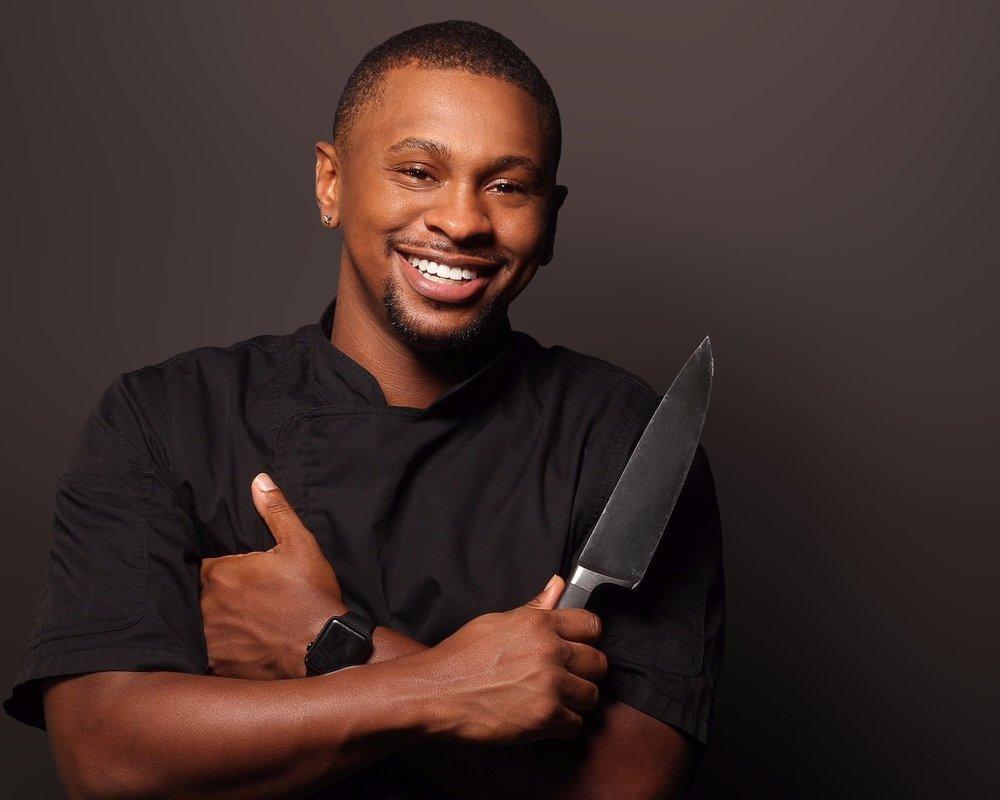 Phillip Dewayne, chef -