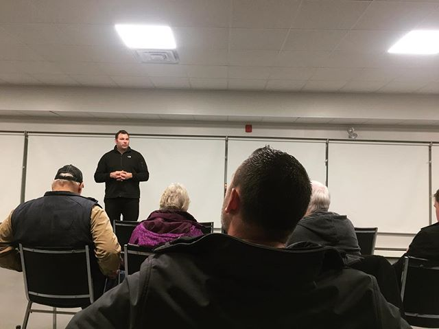 Thank you to those who came to the Town Hall last night in Oro-Medonte. Always great to hear feedback from my constituents. #bsom #barrie #townhall