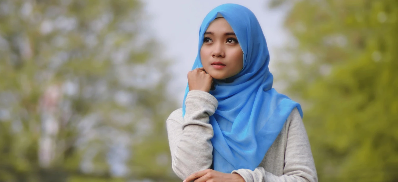 Fashion style How to headscarf a wear hijab for girls
