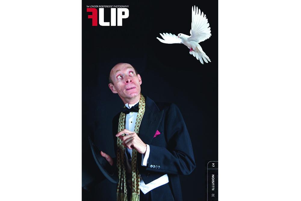 fLIP Magazine: Philip Phiilmar as 'Magic Man'