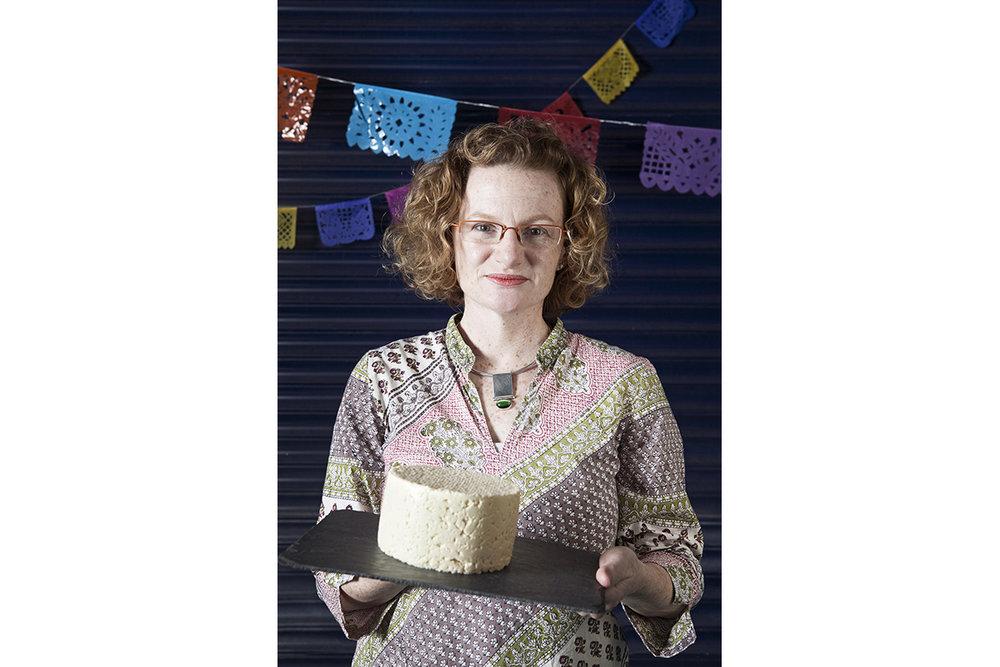 Gellied Eel: Kristen Schnepp at 'Gringa Dairy'