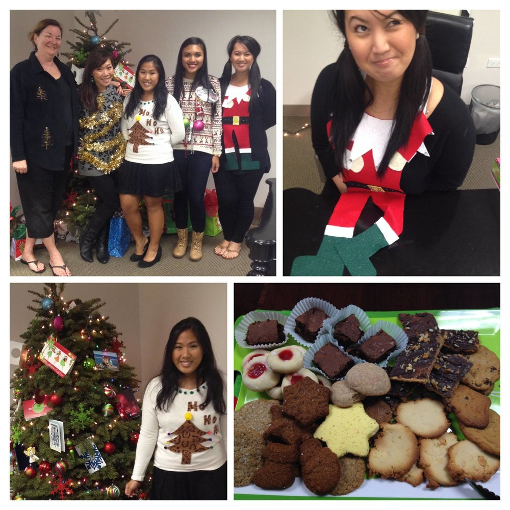 Cookie Swap & Ugly Christmas Sweater Party