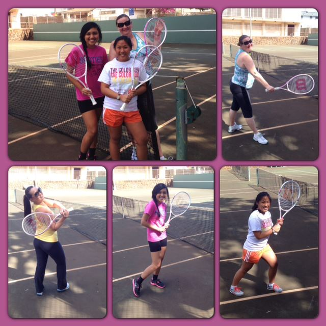 Rally for Wellness (Tennis Thursday)
