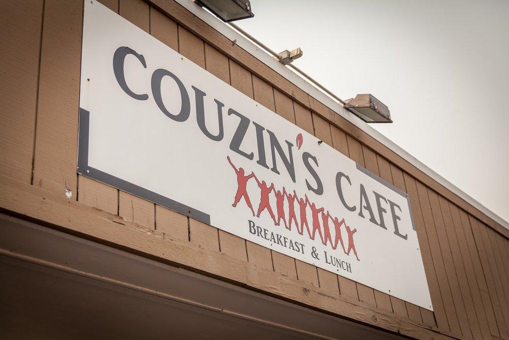 COUZINS CAFE