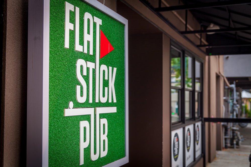 FLAT STICK PUB