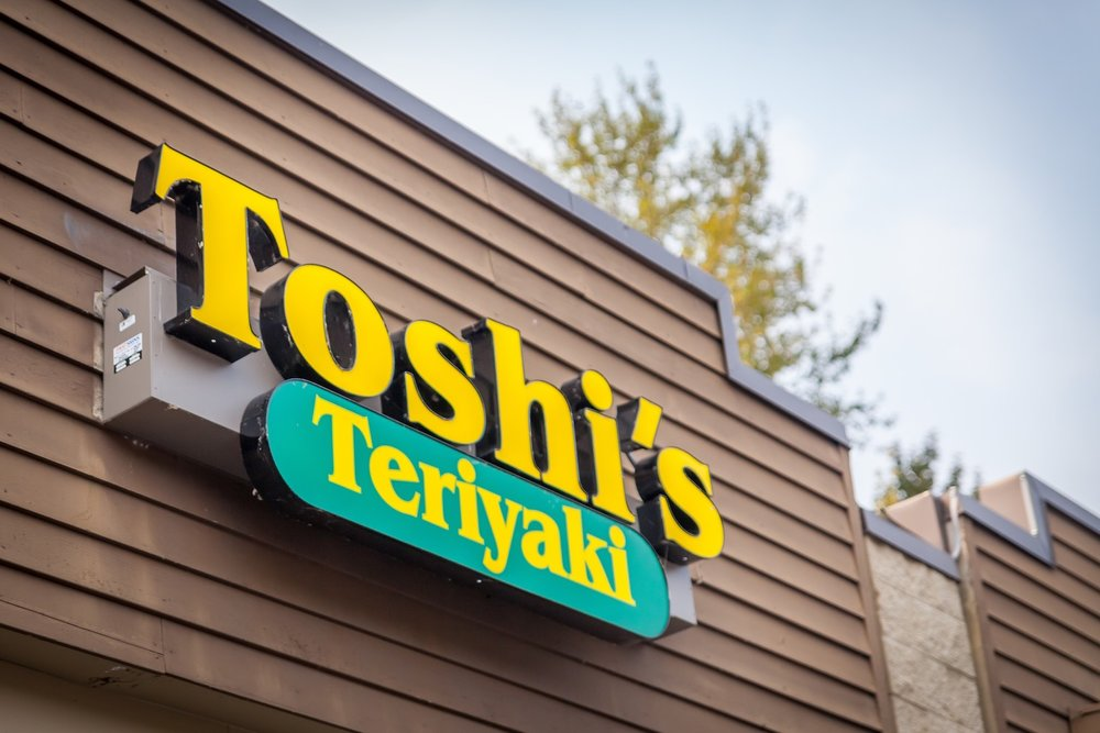 TOSHI'S TERIYAKI