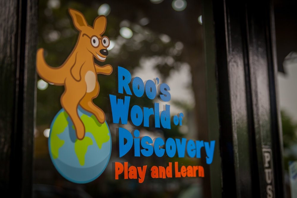 ROO'S WORLD OF DISCOVERY