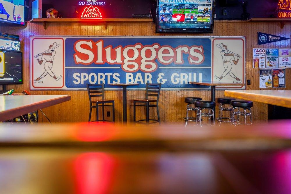 SLUGGERS SPORTS BAR & GRILL