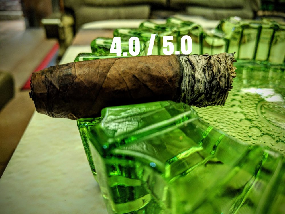 Impressive?  Yes.Cigar of the Year? No. - This was a truly impressive smoke.  Cigar of the year?  Well … no, not for me, although I wouldn't hesitate to put it the top 10 for 2016.  I love the 'lore' behind its creation and the clear labor of love that this cigar is but the simple truth is this is a smoke requiring a lot of time and patience to get through.  The flavors are great but, in my opinion, didn't progress enough to warrant the high honors bestowed upon it.  If you're going to spend three hours doing anything, you want a little variation.  All in all, very impressive and highly enjoyable – just not sure I'll be carving out 3 hours again anytime soon to fire one up.