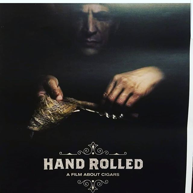 Hand rolled screening at perfecto lounge @perfectolounge @handrolled