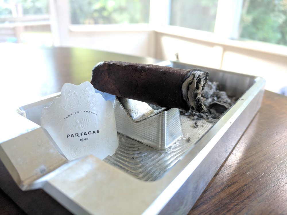 nuanced elegance. - Rating: 7.9 / 10.0Nuance truly is the best word to describe Partagas' Legend Fabuloso. The flavors are subtle but present as well as perfectly balanced. Earth and cocoa really make up the bulk of the experience - an experience that was only marred by an open draw on the final chunk.While the flavors of the blend showcase the hand of a master blender, the quality of the roll is that of a novice roller. The flavors are perfect but the construction leaves much to be desired. The burn line was never reliable and the final third became unsmokeable as the loose draw ruined the flavor profile. The aged tobacco used for this blend is meant to shine and does for a bit but is ultimately betrayed by shoddy construction.