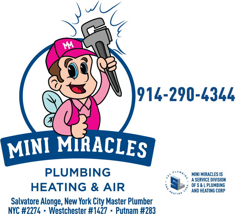 Plumbing Services — Mini Miracles Plumbing, Heating, and Air