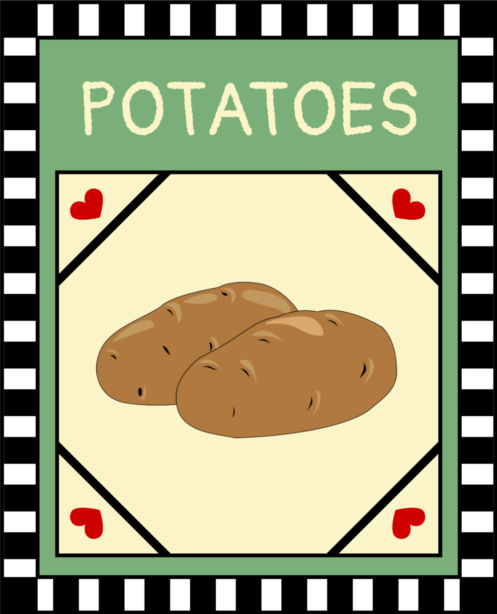 Potatoes / Sweet Potatoes