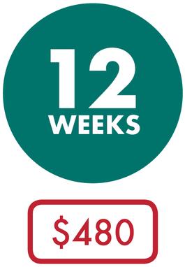 Coop - 12 Weeks