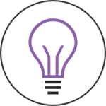 UVライト(紫外線)を放射   ダイナトラップの紫外線電球が熱と光で虫を誘引します。