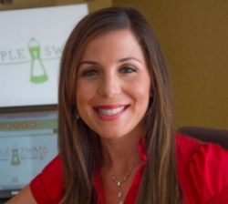 """Liz Shaw, RD, Co-author of """"Fertility Foods Cookbook"""""""