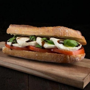 Vegetarian Sandwich - $6.99   Choice of two Boar's Head Cheeses, Avocado with all your favorite Veggies on your choice of bread.