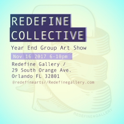 REDEFINE//COLLECTIVE Group Show, Including - Robots Will Kill, Woes, SNIPT, Alex Pardee, Nate Van Dyke, Peter Van Flores, Crummy Gummy, Parker, Tony Philippou, Sandi Calistro, and more....