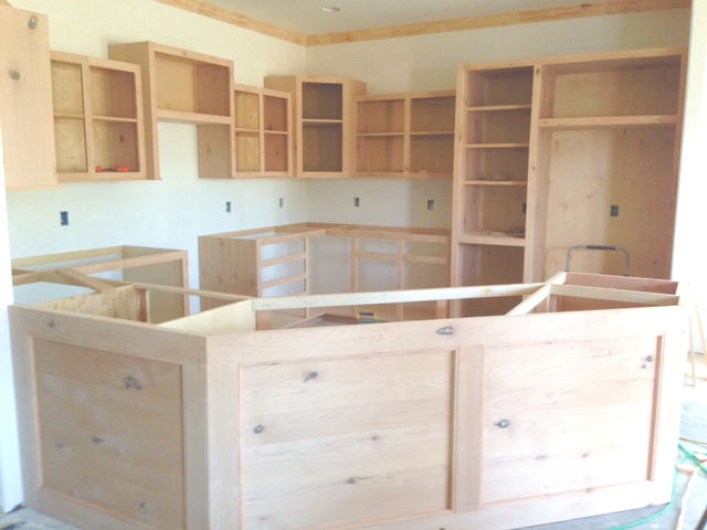 Custom Cabinets Near Tulsa