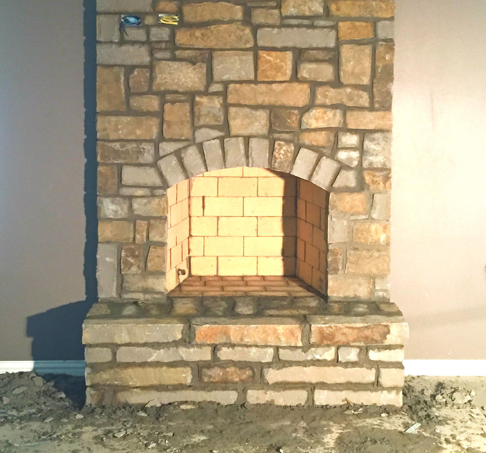Brick & Chimney Repair