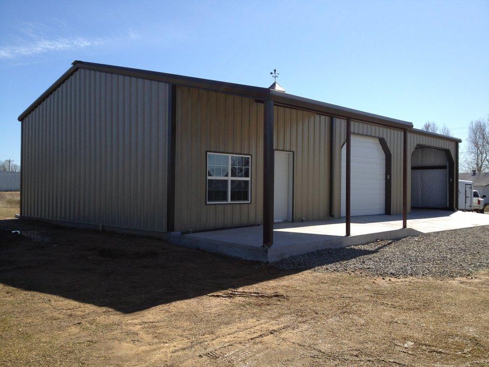 Pole Barns In Northeastern Oklahoma — J & M Roofing