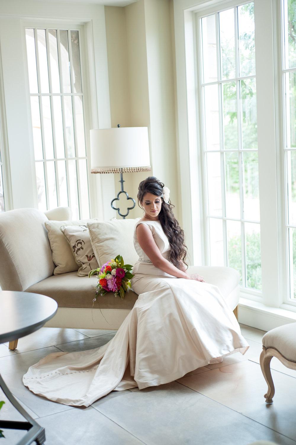 Published in New Mexico Wedding & Event Planner Magazine (cover). Model: Jacqueline Vega. Maura Jane Photography.