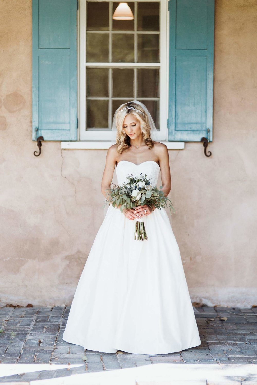Real Wedding Spring 2017- Mackenzie & Cassandra. Los Poblanos Inn. Beth Wells Photography.