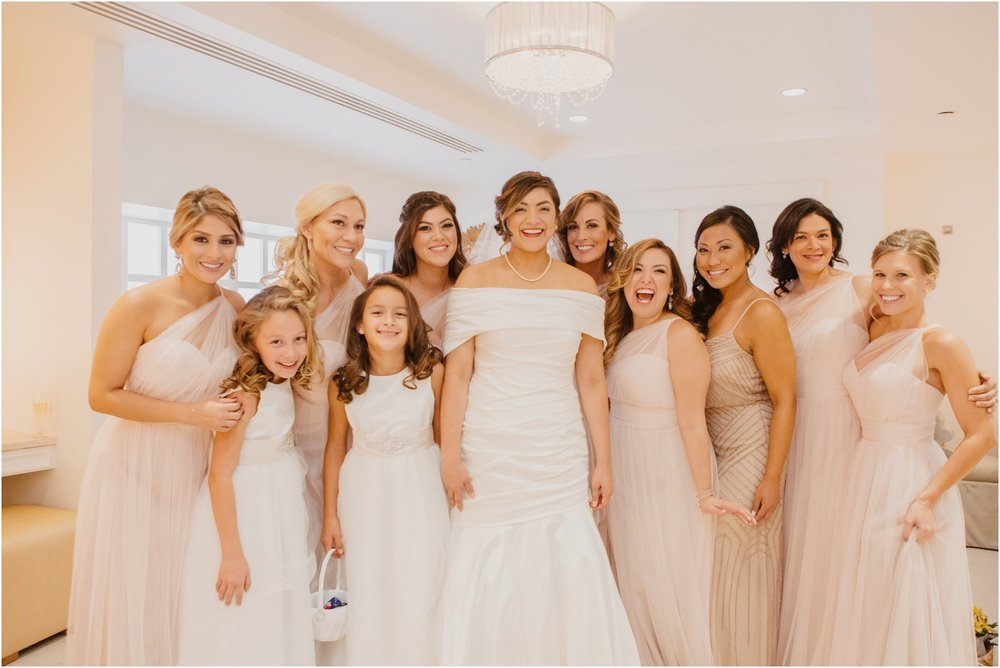 Real wedding, shot by Blue Rose Photography at El Dorado Hotel, Santa Fe, New Mexico.