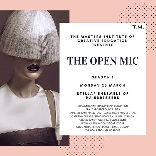 The Open Mic: Season 1 premieres next Monday! Have you got your tickets yet?