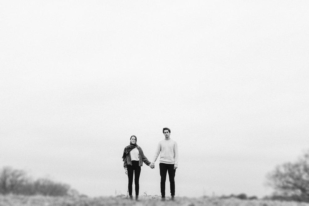 Morgan & Andrew -