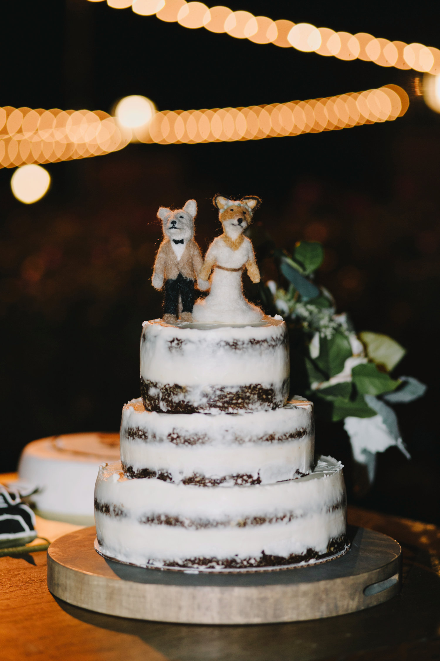 Healthy Body Bakery - Healthy Wedding Cakes