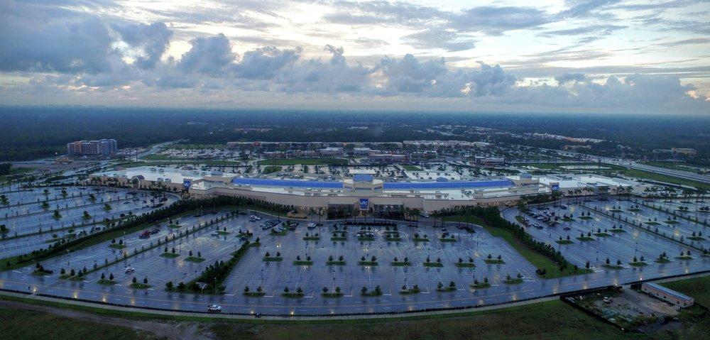 University Town Center Aerial Photography (Sarasota)