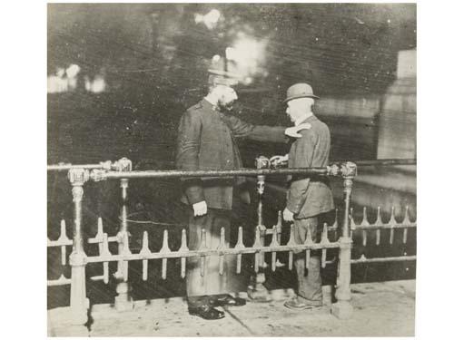 A suicide attempt (c.1890-1910)