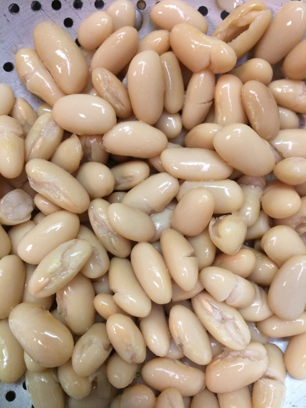 Drained and rinsed Cannellini beans