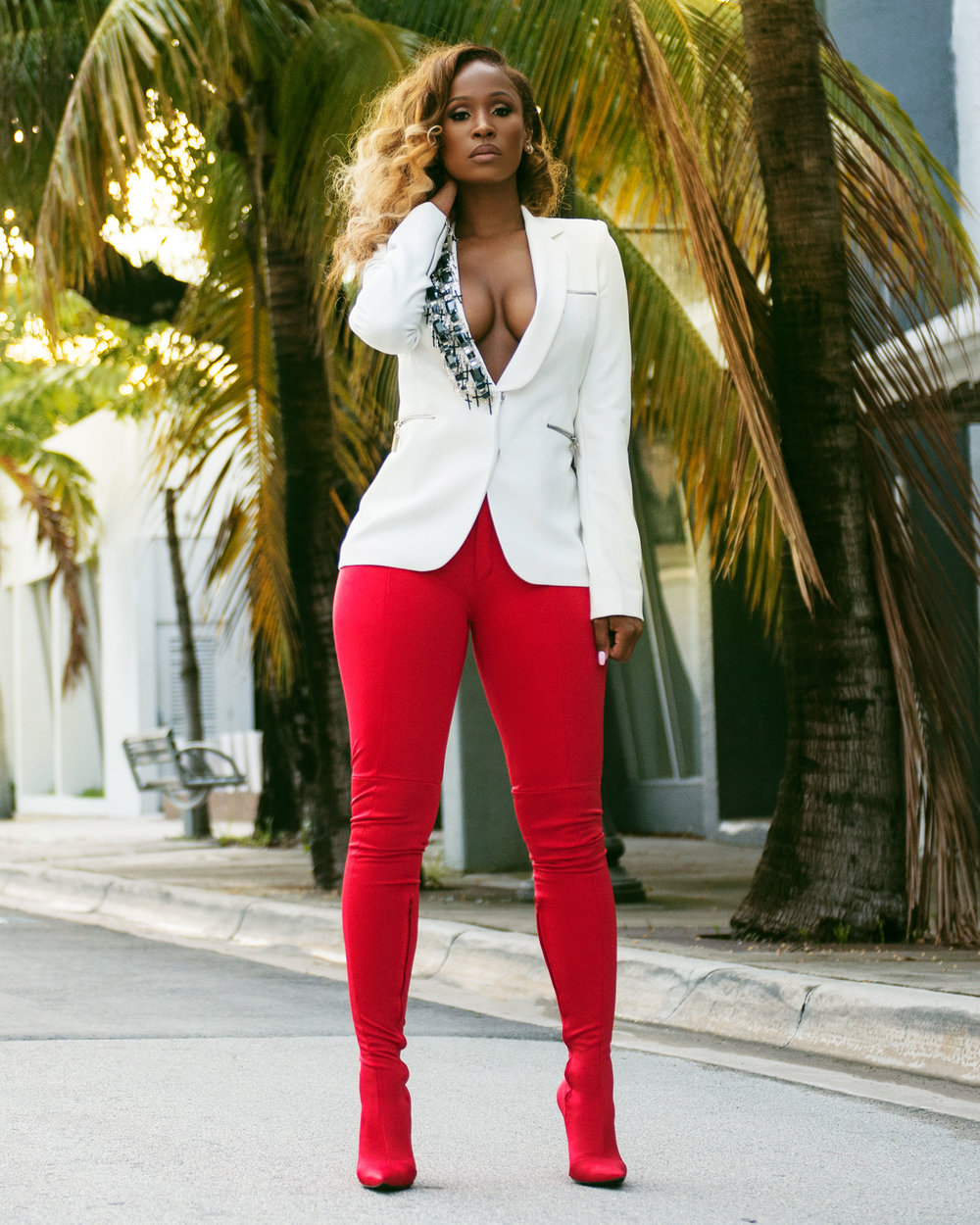 Shateria shot by: Robin V.   Miami Design District
