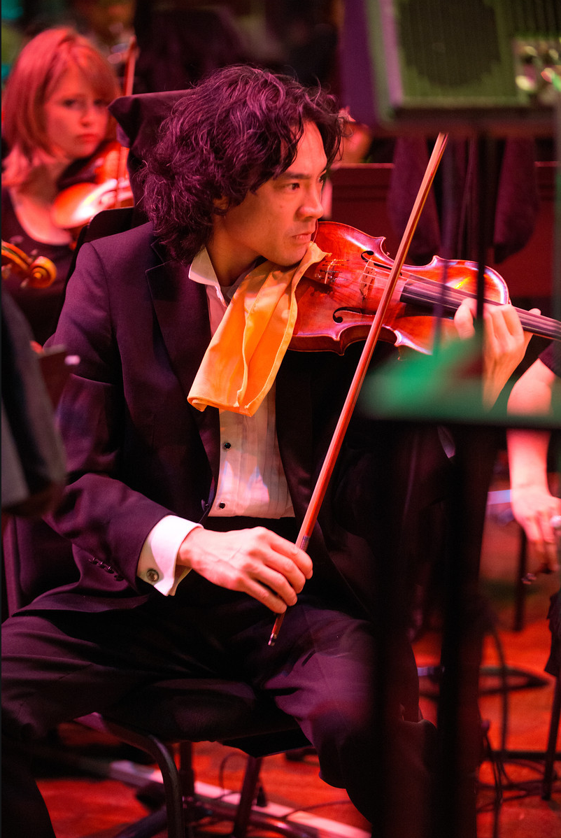 NWSO Solo violinist