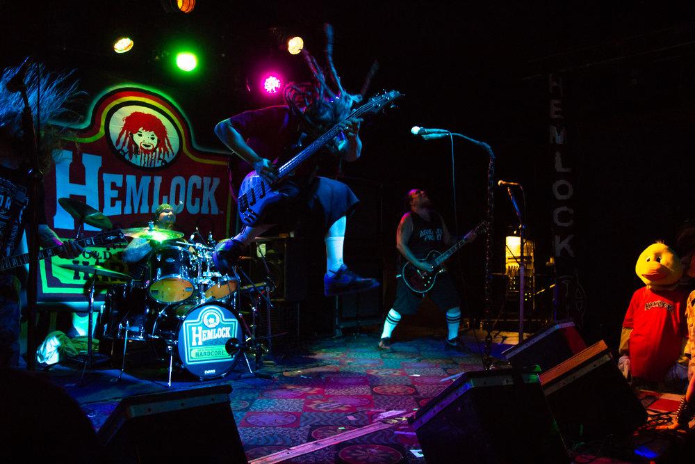 Hemlock Interview - Salsaman Photography