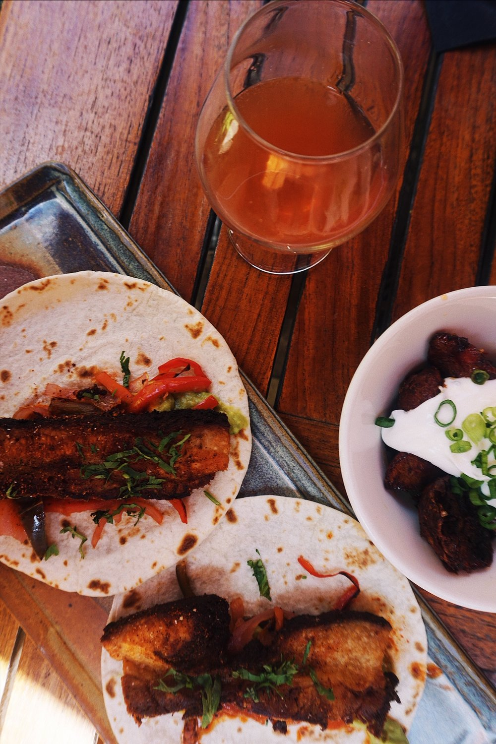 pork belly tacos x nada -