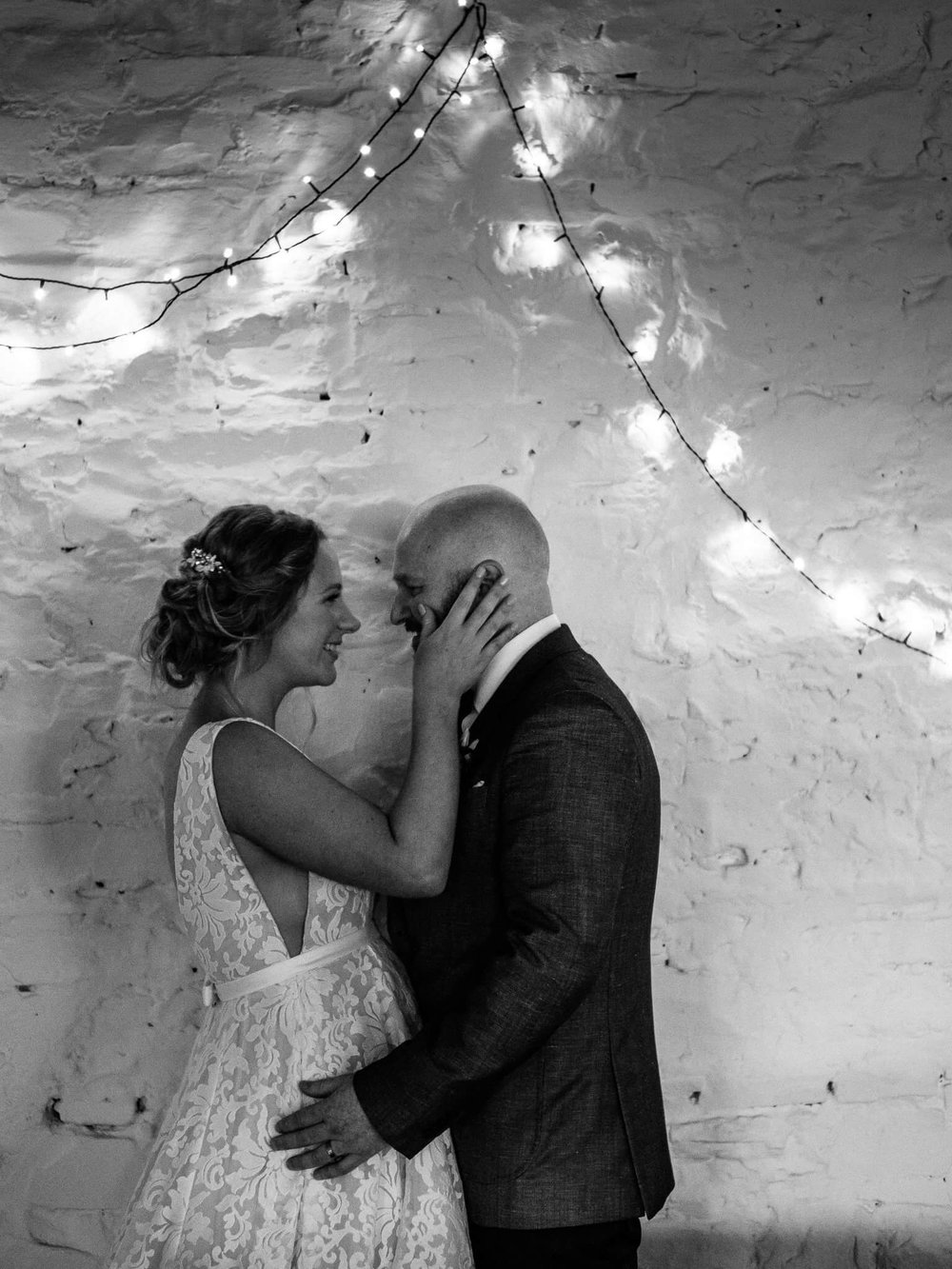 'Within one meeting with we knew we had the right person- authentic,laidback and organised.Nat was so helpful and put together a beautiful tale of our love. On the day she absolutely nailed it!!! Her words and voice telling our story while keeping the guests engaged was everything we could have asked for'- Kerri and Jeff (Nov 2017) -
