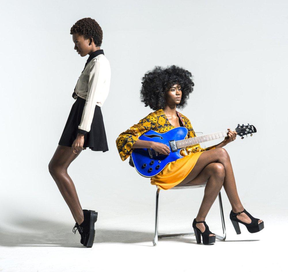 Photo Credit: Genius // Alex Belle (left), Isis Valentino (right)