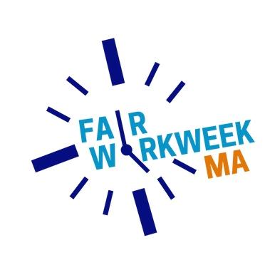 Fair Work Week Massachusetts Logo