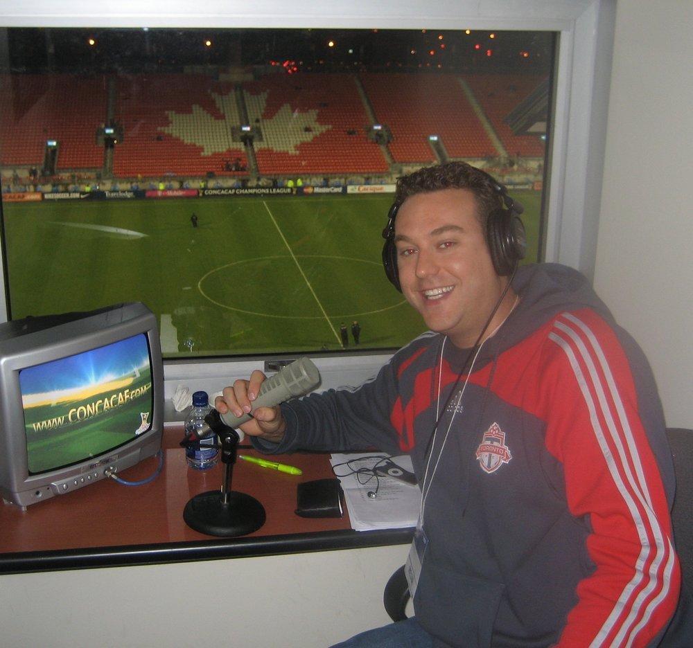 TFC PA Announcer