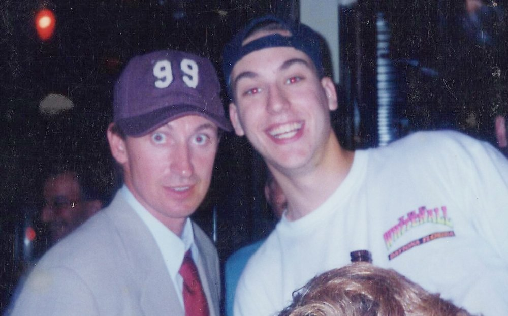 The Great One & Gretzky