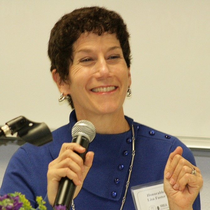 Judge Lisa Foster (ret)