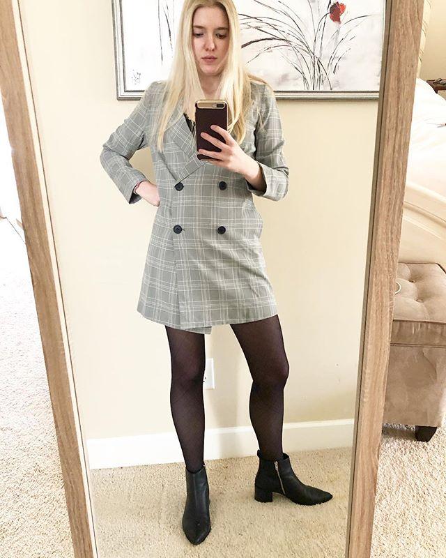 * Vetta Capsule blazer dress * Sezane Paloma top * Everlane boss boot . . . . . #ootd #vettacapsule #neutraltones #everlane #everlanewomen #sezane #sezanette #sezanegirls #neutralstyle #parisianstyle #sustainablefashion #slowfashion #slowfashionmovement #sezaneaddict #discoverunder10k #outfitoftheday #lookdujour #lookoftheday #neutralstyle #capsulewardrobe #frenchwardrobe #neutrals #minimaloutfit #neutralshades #parisvibes