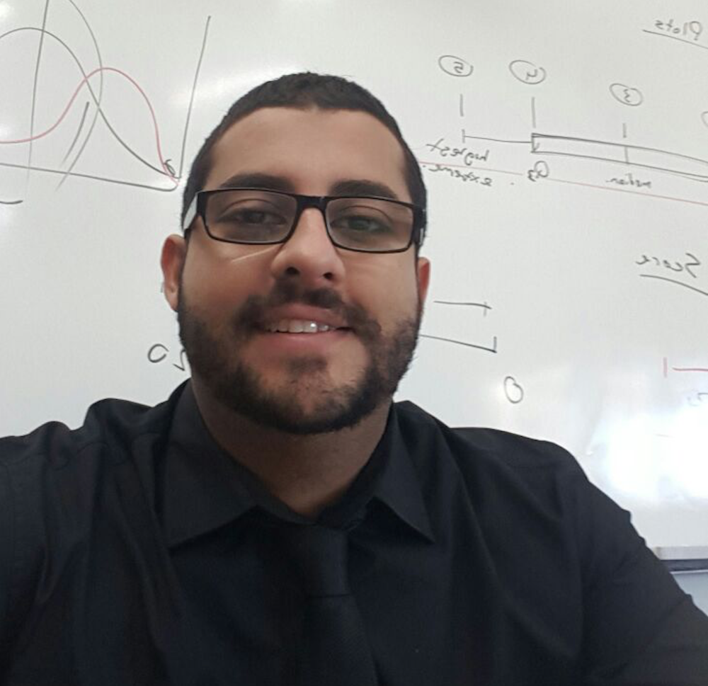 Akram Zaki     Science, Math & Life Skills High School Teacher