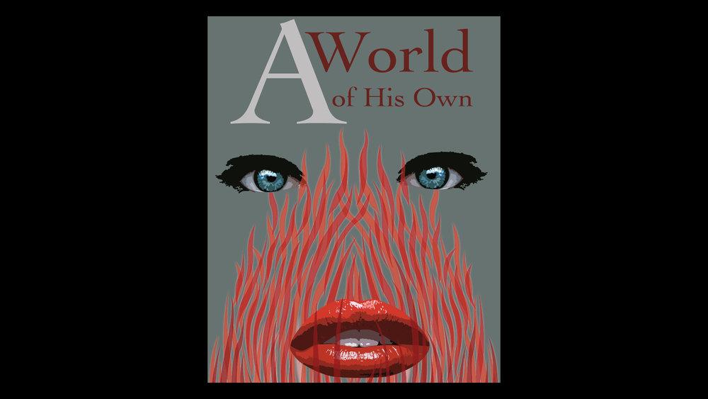 Book Cover Design, Rendered in Adobe Illustrator