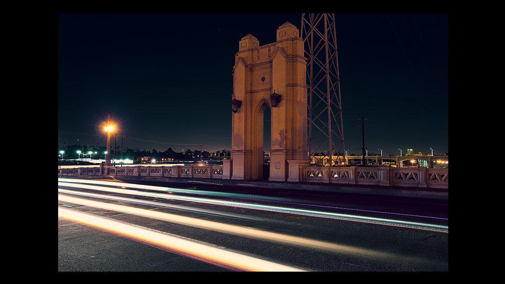2015, Passing Lights 2, Nikon D7200