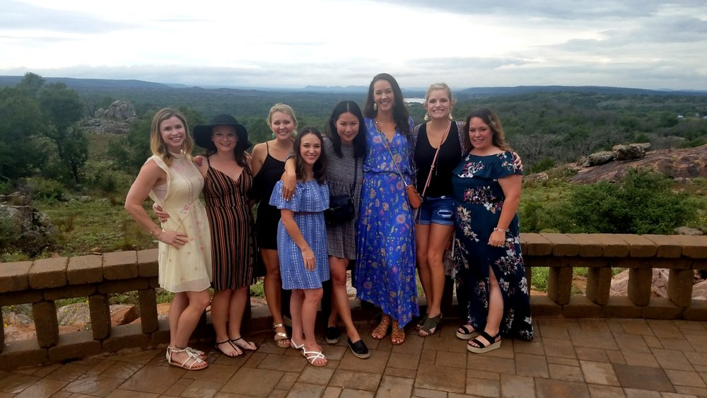 Marble Falls Wine Tour - Flat Creek Estate Winery (bistro for lunch, not included)Perissos WineryTorr Na Lochs Winery$140/person15% gratuity not included.