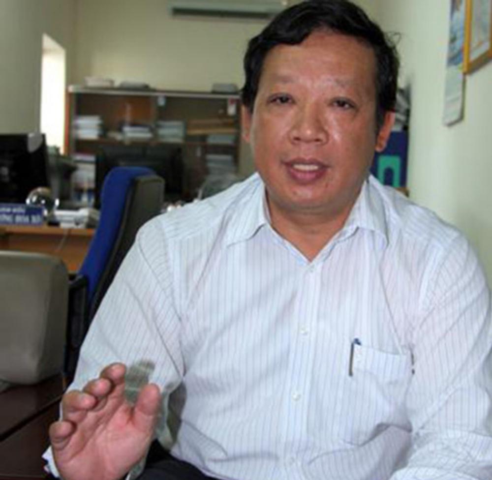 TS Dương Hoa Xô -Giám đốc Trung tâm Công nghệ sinh học TPHCM.